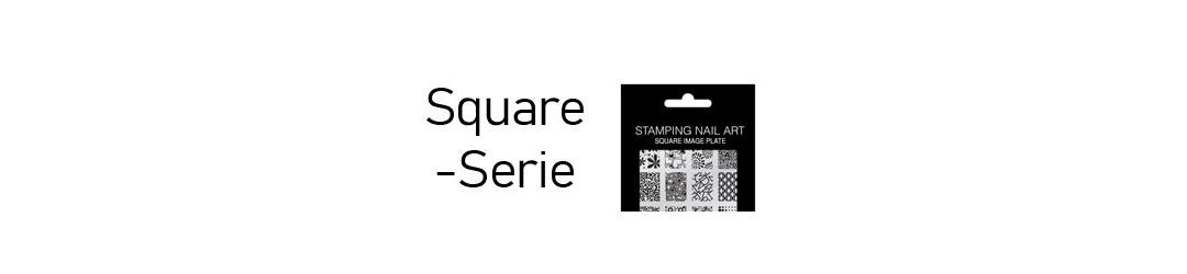 Square-Serie für deine Nägel