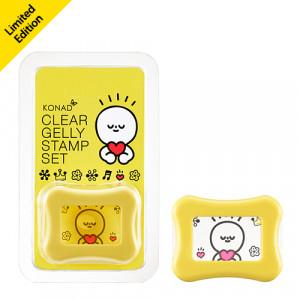 Jelly Stamp yello