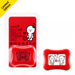 Jelly Stamp red